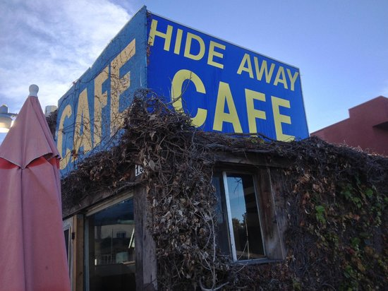 Hide A Way Cafe: Hide Away