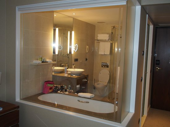 Hotel Okura Amsterdam: Shower
