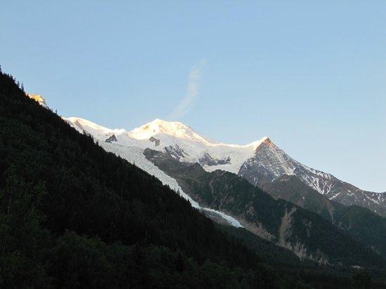 Glacier des Bossons: ледник