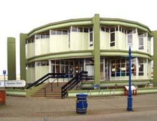 ‪Coleraine Library‬