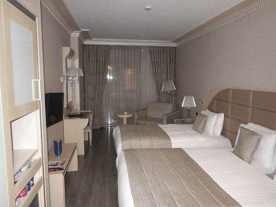 Eser Premium Hotel & Spa: Номер