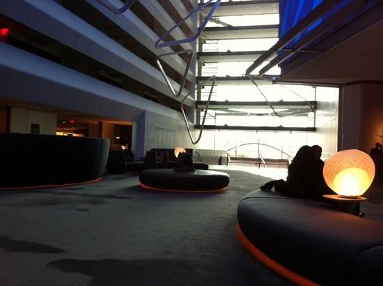 Conrad New York: lobby