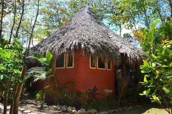 Natura Cabana Boutique Hotel & SPA: a cabana