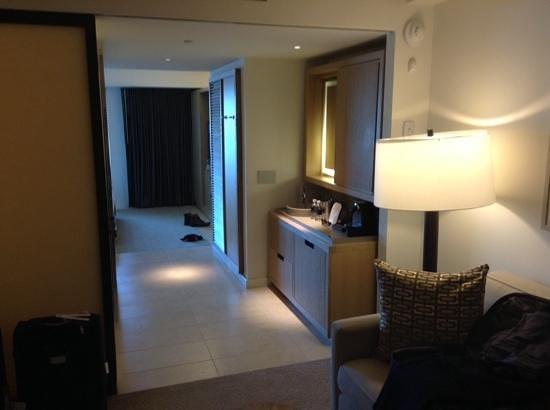 Conrad New York: room 927