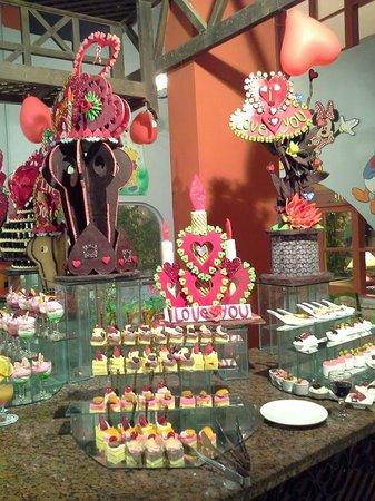 Arabia Azur Resort: the Valentine's Day