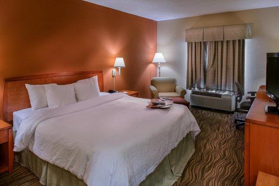 Hampton Inn & Suites Augusta West: Standard King Room