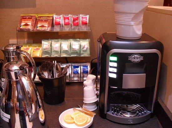 Best Western Plus Hotel Sydney Opera: espresso fantastico