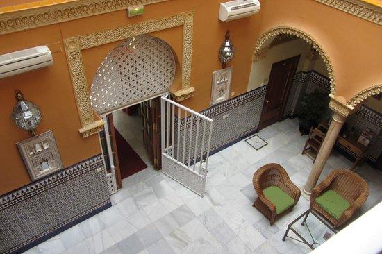 Hotel Zaida : Lounge