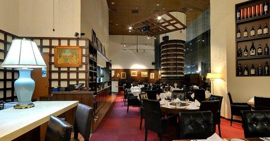 Ristorante Amarone: Chic Ambience of Manhattan Italian Styled Restaurant