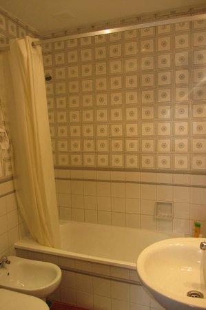 Hotel Zaida : Bathroom