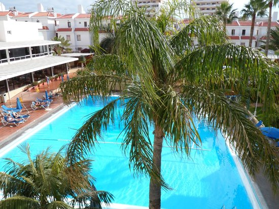 Catalonia Oro Negro: A nice pool view