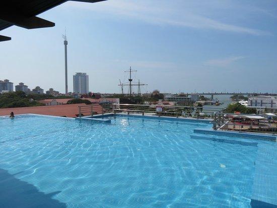 Casa del Rio Melaka : Pool