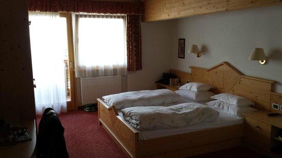 Hotel Falzares: Camera tripla