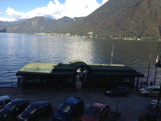 Hotel Argegno: La vista Lago