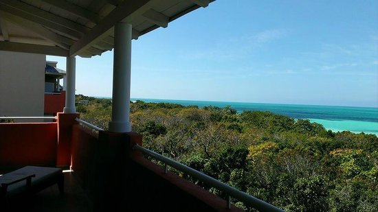 Pestana Cayo Coco All Inclusive: View from our suite