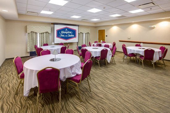 Hampton Inn & Suites Augusta West: The Nest Meeting Room