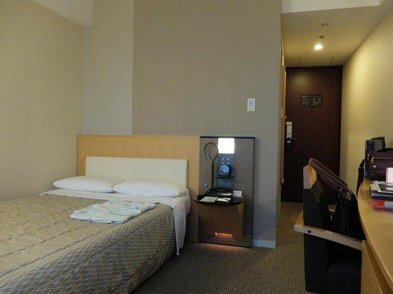 Hotel Grand Arc Hanzomon: Single room