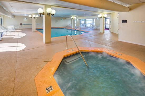 Hampton Inn & Suites Augusta West: Indoor Pool & Spa
