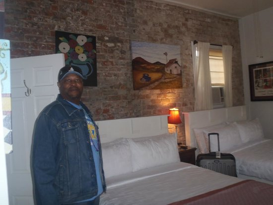 Lafitte Guest House: room 25