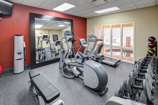 Hampton Inn & Suites Augusta West: Fitness Center