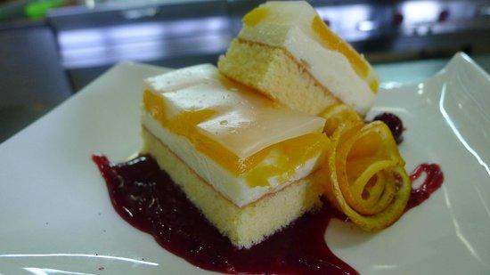 Hotel President Solin: dessert