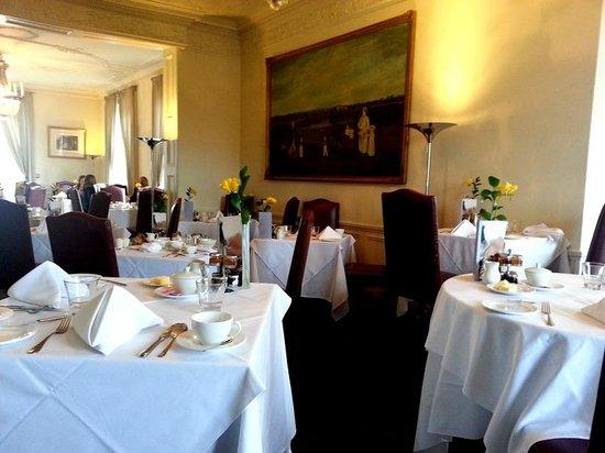 Rookery Hall Hotel & Spa : Restaurant