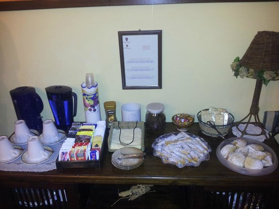 L'alloggio dei Vassalli & Wellness Centre: Tea Break