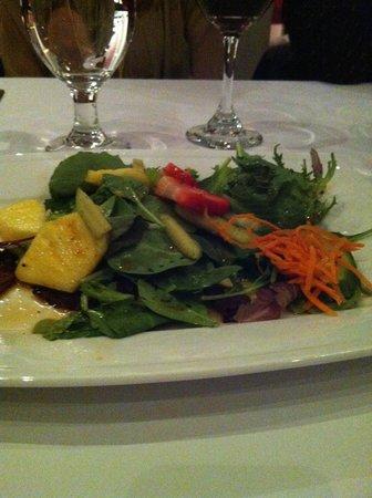 Kyomi : Salade