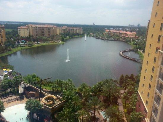 Wyndham Bonnet Creek Resort: view of grounds