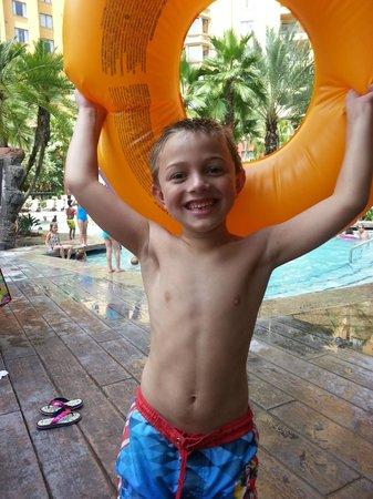 Wyndham Bonnet Creek Resort: pool