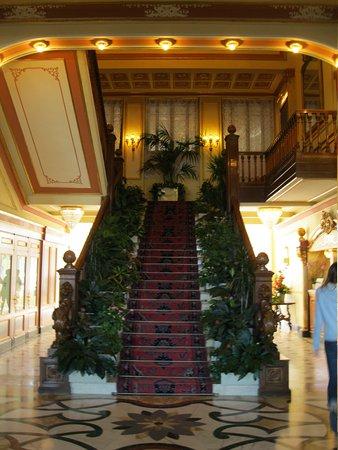 Regina Palace : внутри