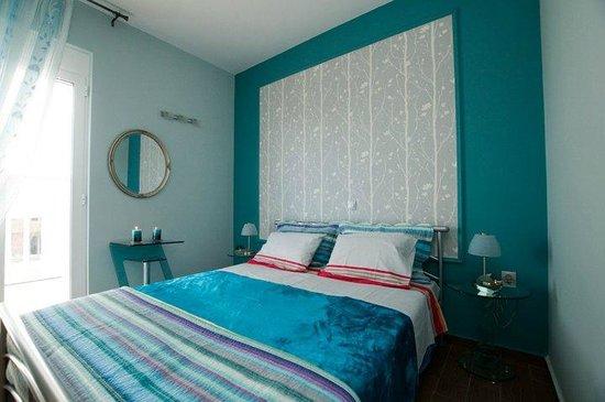 Thea Thalassa : Double room
