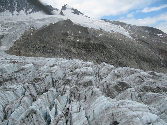 Chamonix Mont-Blanc Helicopteres: тур