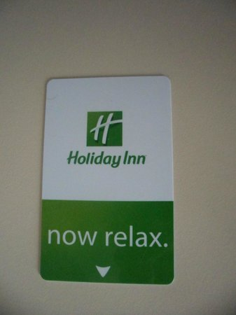 Holiday Inn St. Petersburg Moskovskiye Vorota : Ключ.