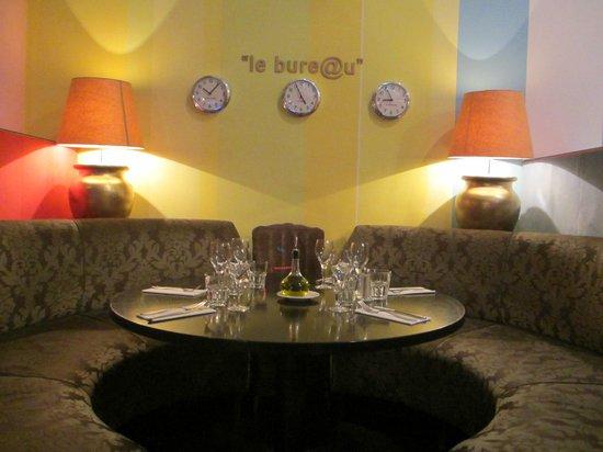 Table Ronde Photo De Restaurant Du Rond Point Paris Tripadvisor