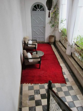 Riad Tizwa: 2nd floor