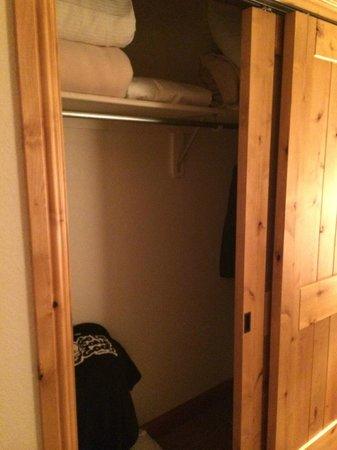 Torian Plum Condominiums: Closet