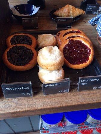 Nordic Bakery : Fabulous Buns