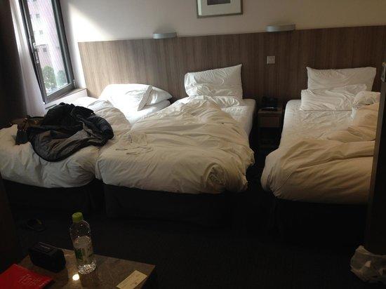 CenterMark Hotel: 3 beds