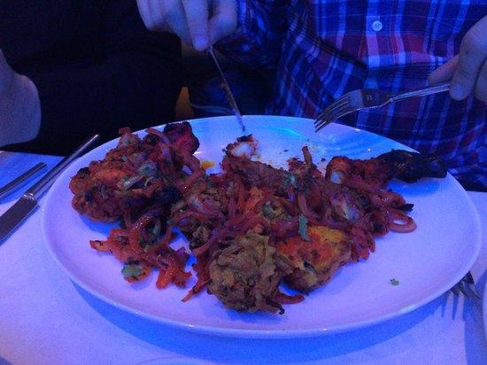 Malabar: Mixed Grill