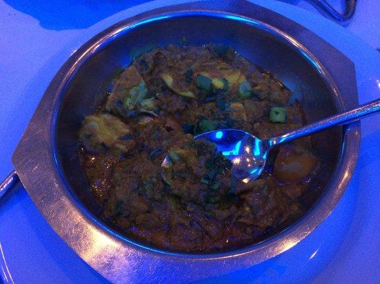 Malabar: Chicken Bhuna