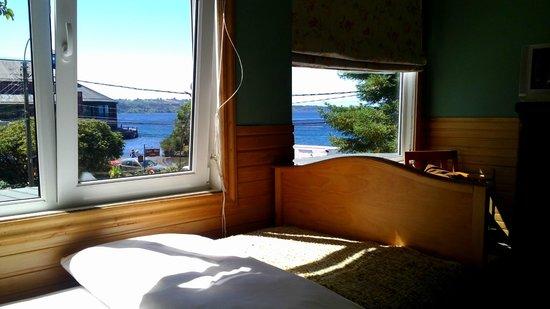 Hotel Ayacara : Vista de la habitación