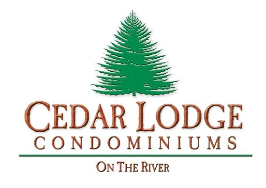 Cedar Lodge Condominiums: Welcome to Cedar Lodge on the River!