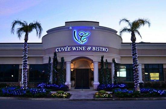 Cuvee Wine & Bistro: Cuvee's enterance - copy from Cuvee Website