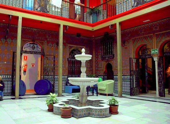 Cat's Hostel: Lobby of the hostel