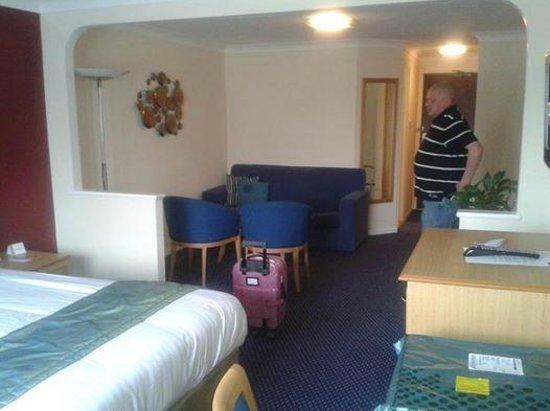 Mercure Hatfield Oak Hotel: our room number 232