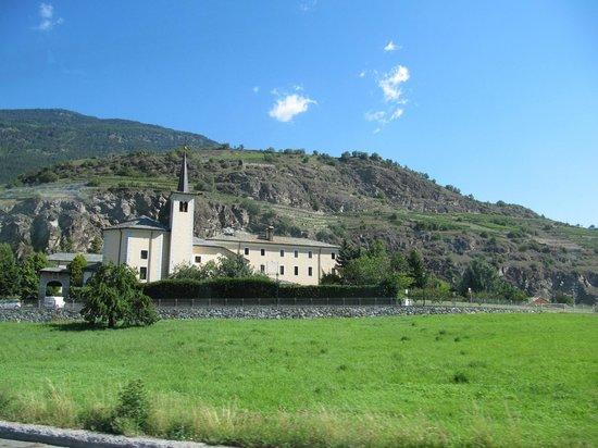 Val Ferret: долина
