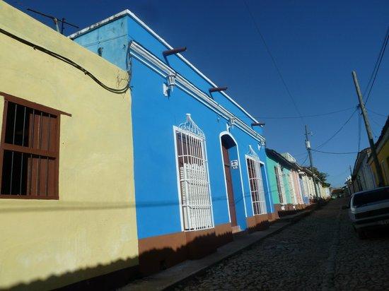 Hostal Ileana Betancourt: La casa