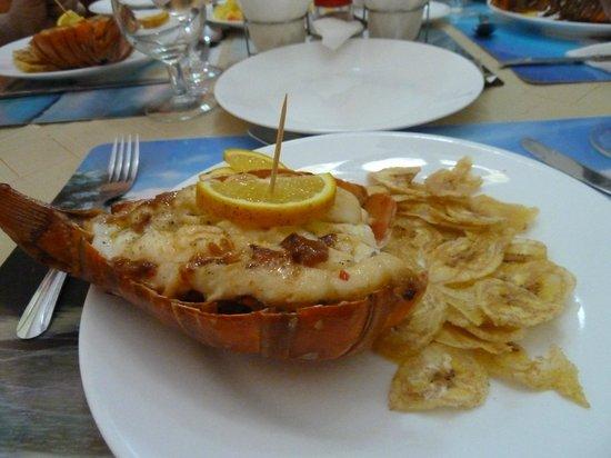 Hostal Ileana Betancourt: Bon appétit