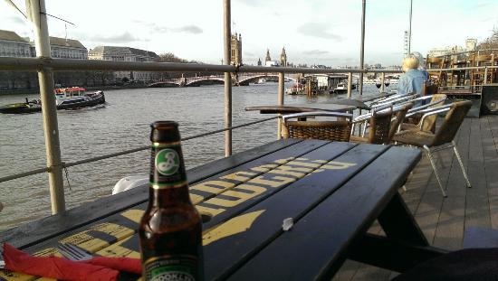 Photo of Tamesis Dock taken with TripAdvisor City Guides